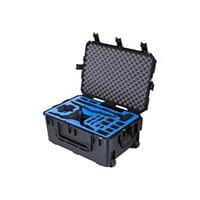 GPC DJI Phantom 4 Case - rolling case for drone
