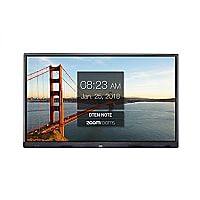"DTEN D5 65"" UHD 3840 x 2160 Interactive Display with Accessories"