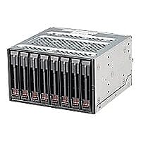 Supermicro Mobile Rack M28SACB-OEM - storage drive cage