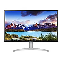 "LG 32BL75U-W 32"" 4K UHD Monitor with Tilt Height Adjustment"