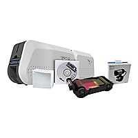 IDenticard SMART 51L - Bundle with Lamination and Ethernet - plastic card p