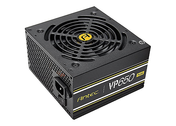 Antec VP PLUS Series VP650 PLUS - alimentation électrique - 650 Watt