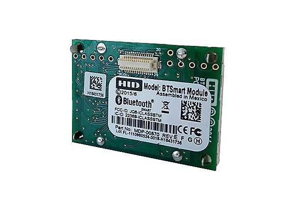 HID Bluetooth and OSDP Modulet - SMART card reader upgrade kit