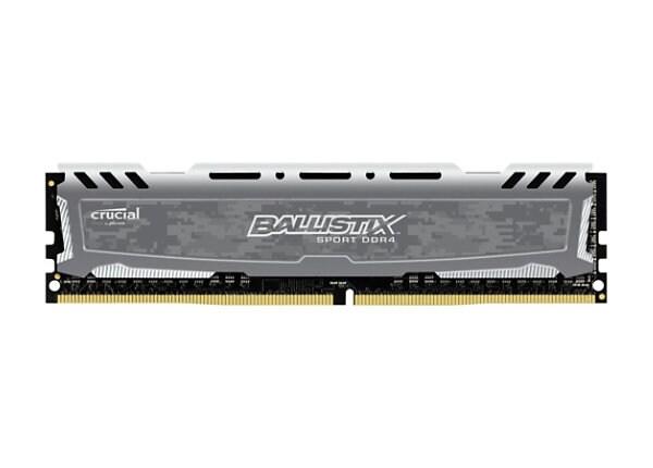 Ballistix Sport LT - DDR4 - 16 GB - DIMM 288-pin - unbuffered