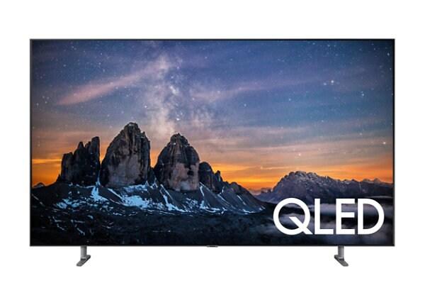 """Samsung QN55Q80RAF Q80 Series - 55"""" Class (54.6"""" viewable) QLED TV"""