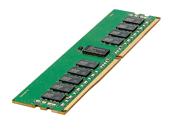 HPE 64GB Quad Rank x4 DDR4-2933 CAS-21-21-21 Load Reduced Smart Memory Kit