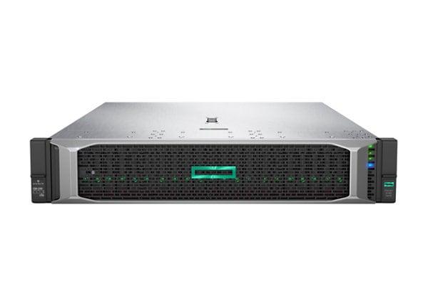 HPE ProLiant DL380 Gen10 SMB - rack-mountable - Xeon Silver 4208 2.1 GHz -