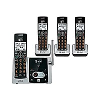 AT&T CL82413 - cordless phone - answering system with caller ID/call waitin