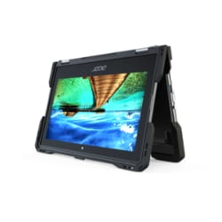InfoCase Snap-On Rugged Case for Acer 751,Spin 11 Chromebook