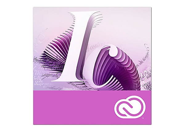 Adobe InCopy CC - Enterprise Licensing Subscription New (monthly) - 1 user