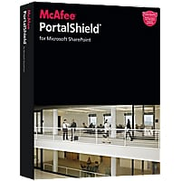 McAfee PortalShield for Microsoft SharePoint Server - media