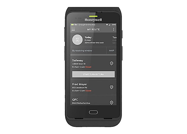Honeywell Dolphin CT40 - data collection terminal - Android 7.1.1 (Nougat)