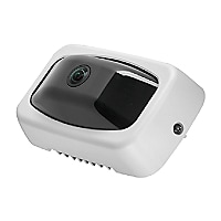 Pelco Evolution 180deg 12MP Surface Mount Network Indoor Camera - White