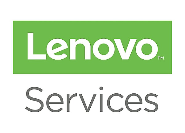 Lenovo Essential Service - extended service agreement - 1 year - on-site