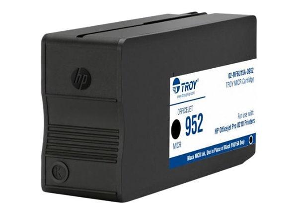Troy 8210 MICR 1000 Ink Cartridge SY - K for OfficeJet 8210 MICR Printer