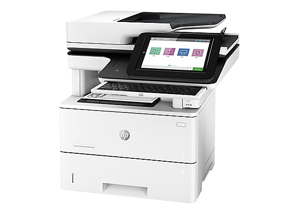 HP LaserJet Enterprise Flow M528z Multifunction Printer