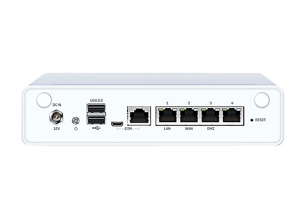 Sophos XG 86 - Rev 1 - security appliance - with 2 years TotalProtect