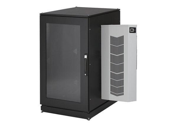 Black Box ClimateCab rack - 24U
