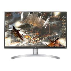 "LG 27UL650-W - LED monitor - 4K - 27"""