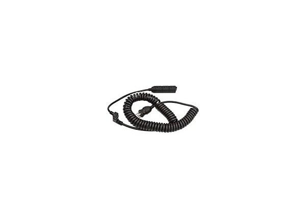 Capsa Healthcare XL Spiral Power Cord - power cable