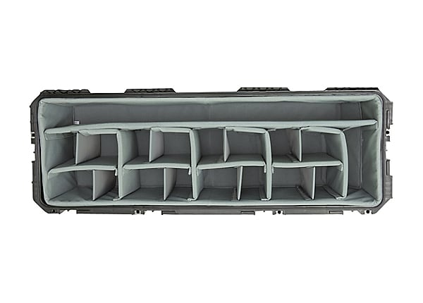 SKB iSeries 4213-12 Case with Think Tank Designed Dividers