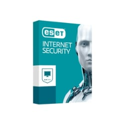 ESET Internet Security - subscription license (1 year) - 1 user