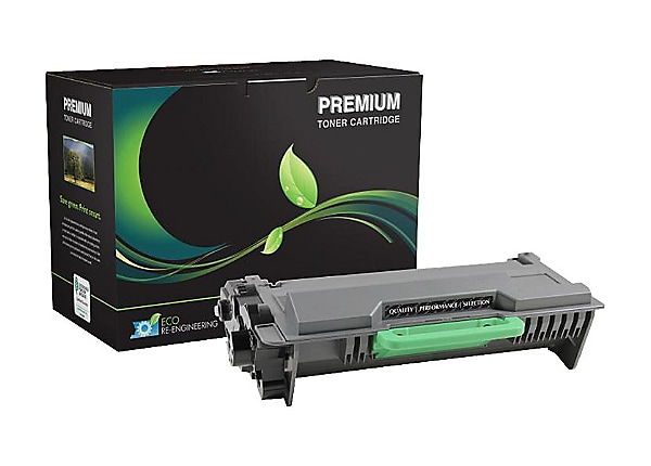 MSE Premium - High Yield - black - compatible - remanufactured - toner cart