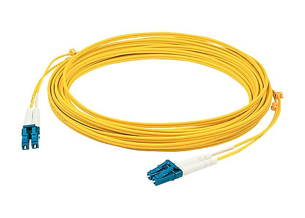 AddOn patch cable - 0.5 m - yellow