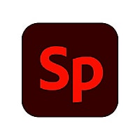 Adobe Spark - subscription license (monthly) - 1 user