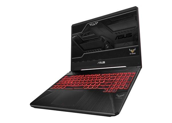 "ASUS TUF Gaming FX505GM Q72S - 15,6"" - Core i7 8750H - 16 GB RAM - 512 GB S"