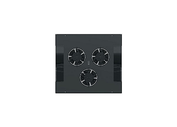 Middle Atlantic 600 CFM Fan Top with Controller