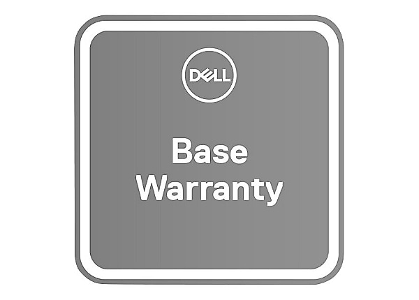 Dell 1Y Mail-In Service > 3Y Basic NBD - Upgrade from [1 year Mail-In Servi