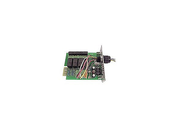 Powerware 9320 Ind Relay Card 5A@250V