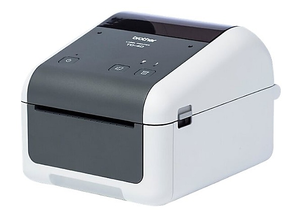 "Brother 4.3"" 203dpi Desktop Direct Thermal Barcode and Label Printer"