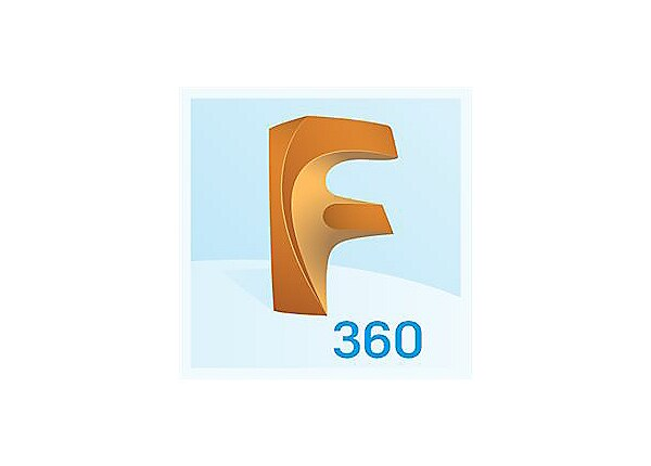 Autodesk Fusion 360 - New Subscription (3 years) - 5 packs - with Autodesk