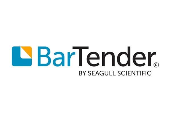 BarTender Automation Edition - upgrade license - 1 printer