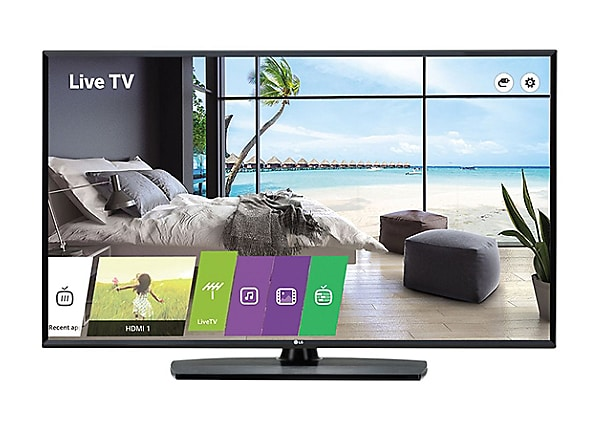 "LG Commercial Lite 43LT570H0UA LT570H Series - 43"" with Integrated Pro:Idio"
