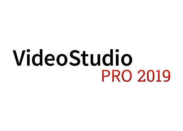 Corel VideoStudio Pro 2019 - box pack - 1 user