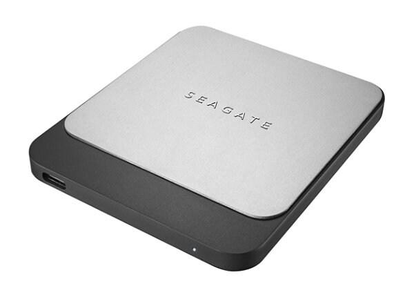 Seagate Fast STCM500401 - solid state drive - 500 GB - USB 3.0