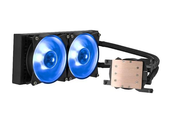 Cooler Master MasterLiquid ML240 RGB - TR4 Edition - processor liquid cooli