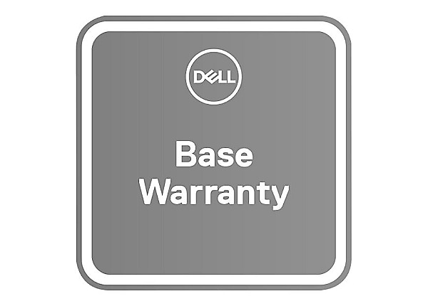Dell 1Y Mail-In Service > 4Y Basic NBD - Upgrade from [1 year Mail-In Servi