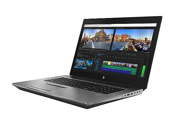 "HP ZBook 17 G5 Mobile Workstation - 17.3"" - Xeon E-2176M - 16 GB RAM - 512"