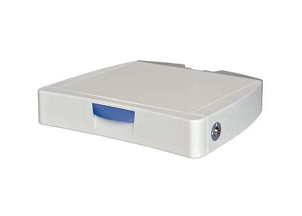 "Capsa Healthcare 2x 3"" Non-Locking VX Drawer for M38e Computing Workstation"