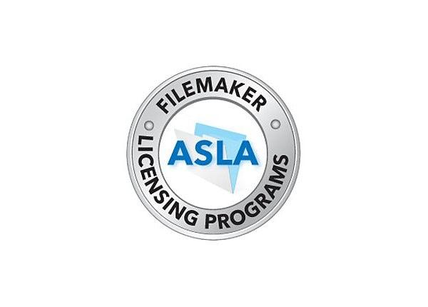 FileMaker - license (renewal) (1 year) - 1 seat