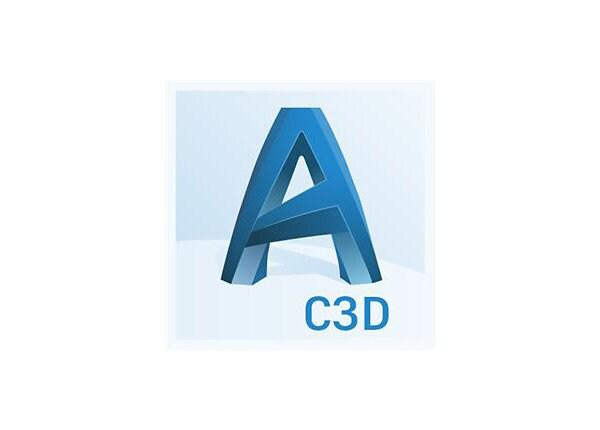 AutoCAD Civil 3D - Subscription Renewal (annual) - 1 seat