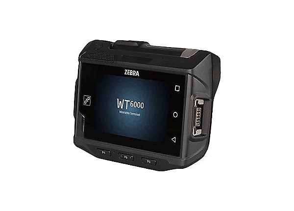 Zebra WT6000 Wearable Computer - data collection terminal - Android 7.1 (No