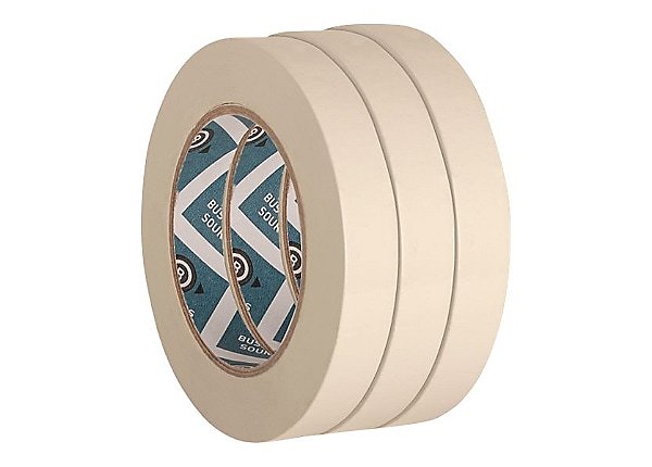 Business Source masking tape (pack of 6)