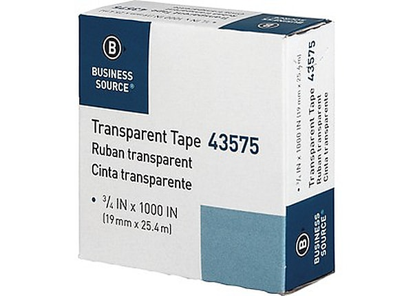 Business Source office tape (pack of 12)