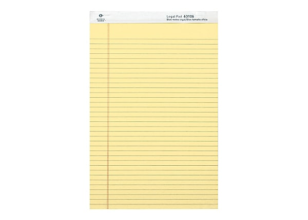 Business Source - block notes (pack of 12)