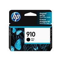 HP 910 - black - original - ink cartridge